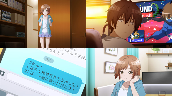 Featured image for Jaku-Chara Tomozaki-kun – 12 (Fin) – Her Skills, His Goals
