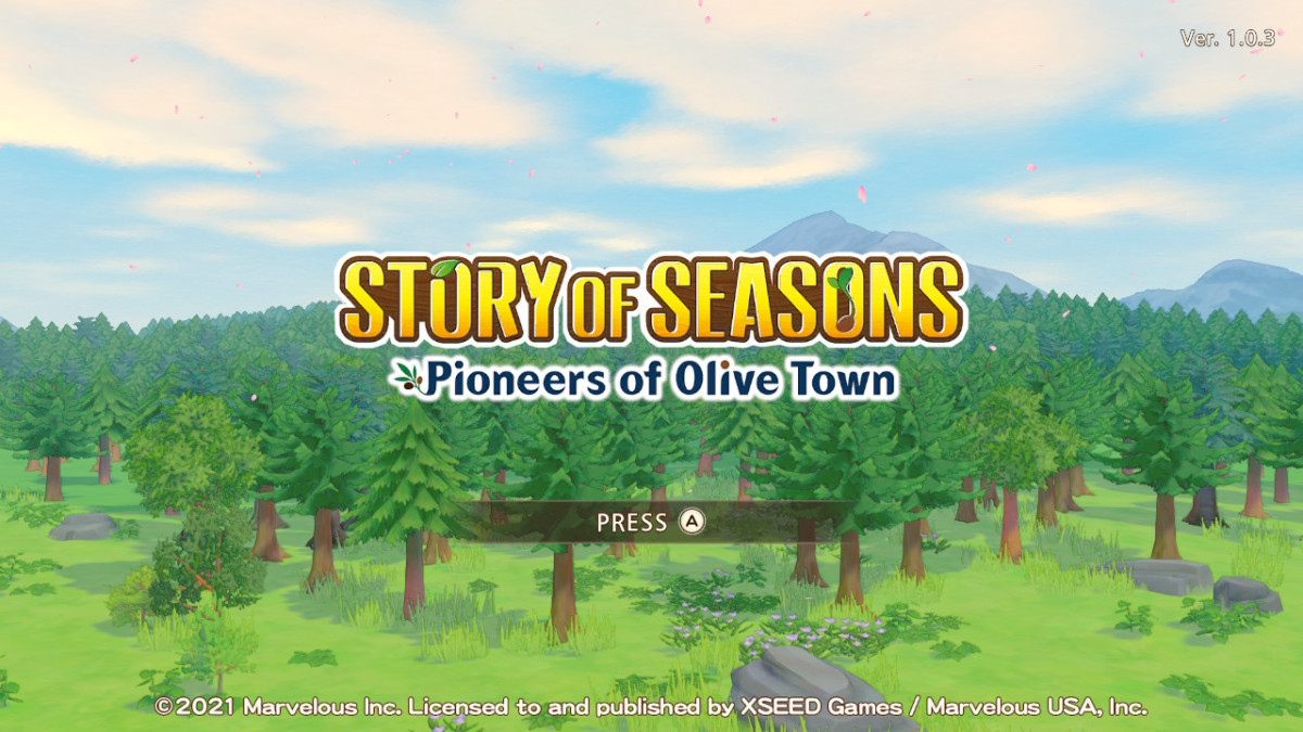 Featured image for VIDEO GAME REVIEW: Story of Seasons: Pioneers of Olive Town
