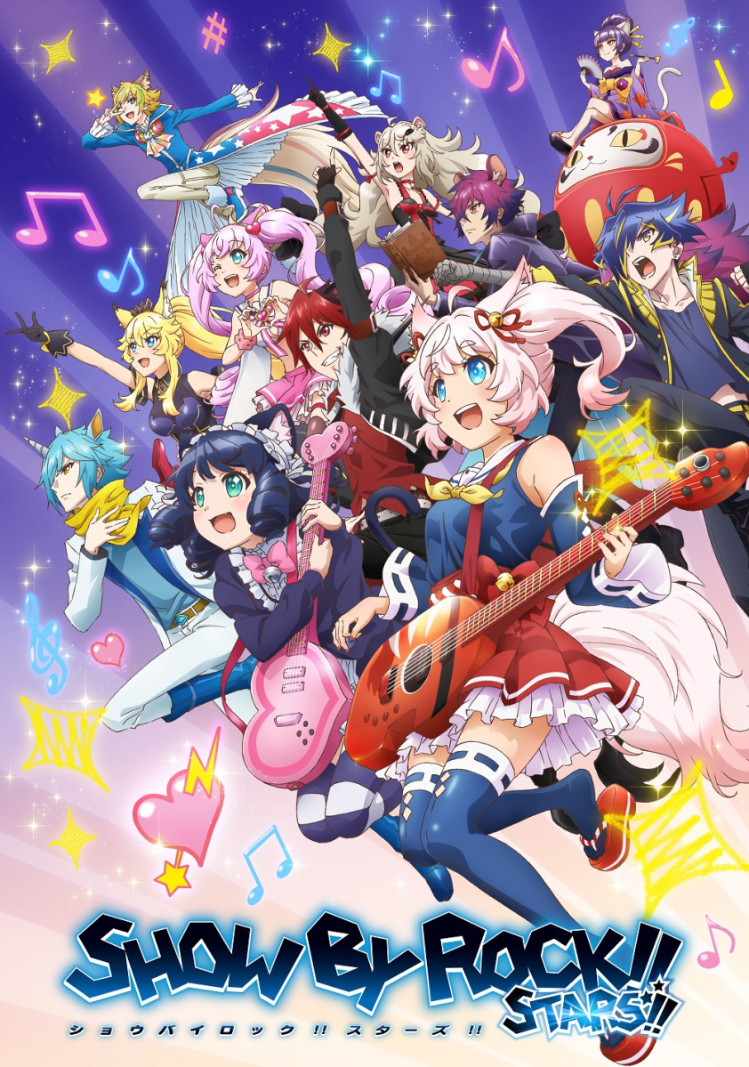 Featured image for 440th G-View: Show By Rock!! Stars!!