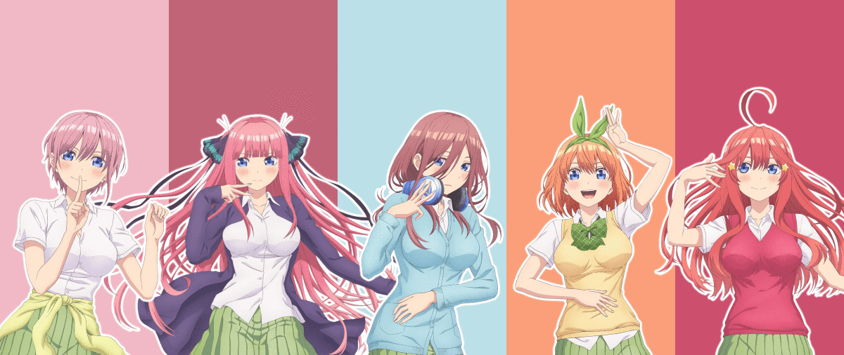 Featured image for The Quintessential Quintuplets
