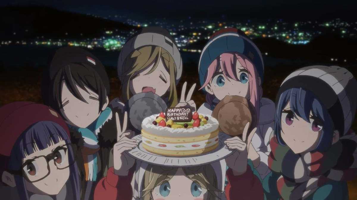 Featured image for Yuru Camp△ 2.12: Party at Izu