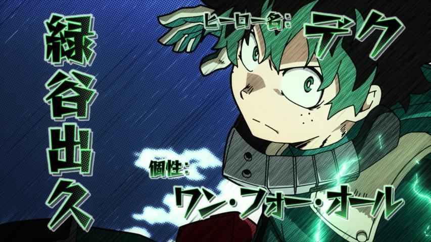 Featured image for Boku no Hero Academia Season 5 – 01