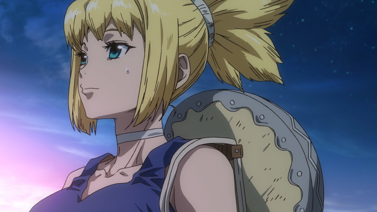 Featured image for Weekly Review — Dr. Stone: Stone Wars Episode 11 [Season Finale]