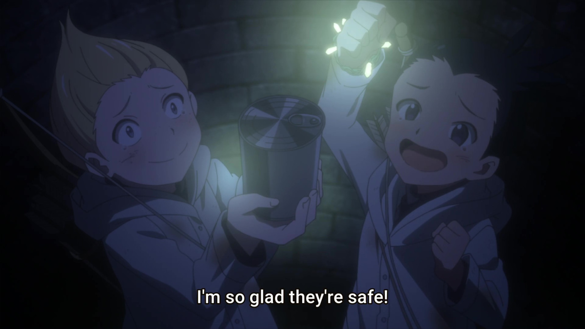 Featured image for Rolling Review – The Promised Neverland S2 – Episode 10