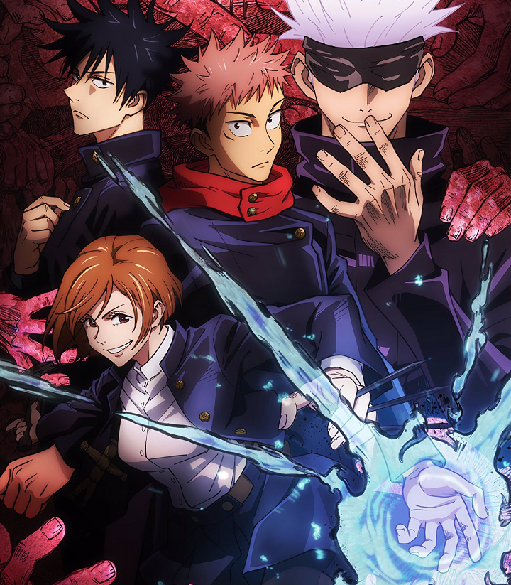 Featured image for Jujutsu Kaisen Anime Review 80/100