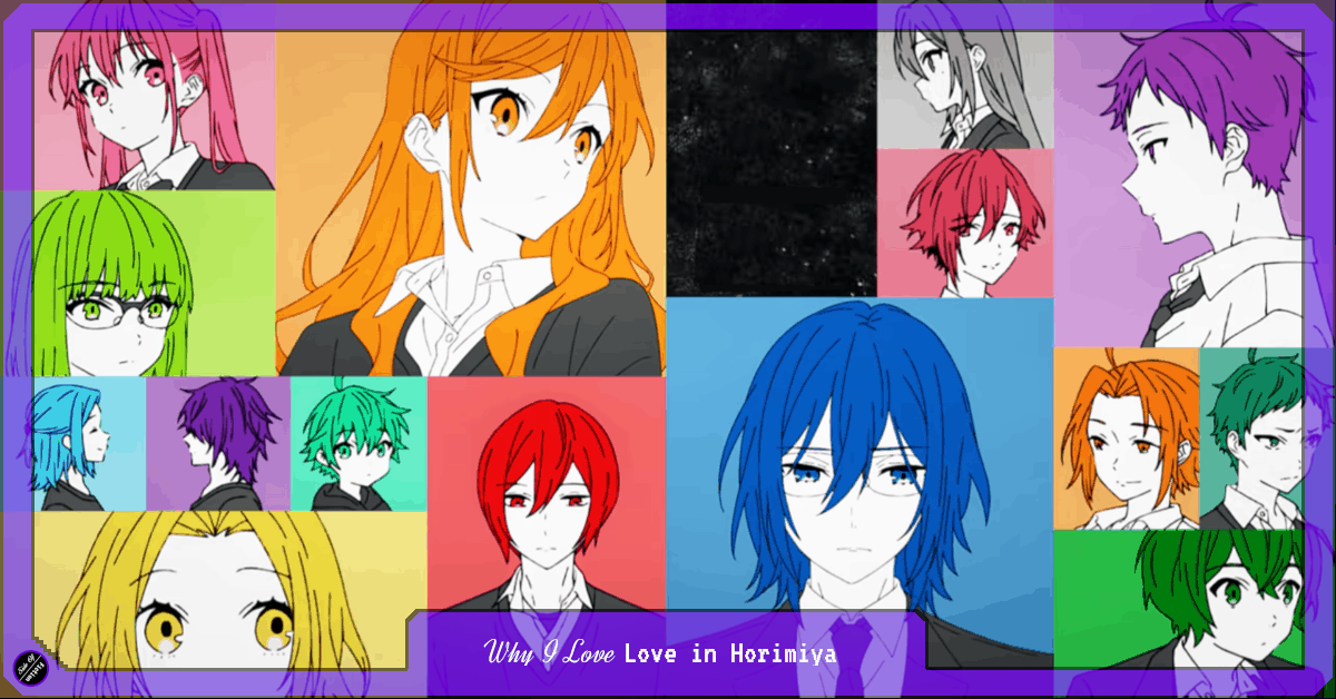 Featured image for Why I Love Love in Horimiya