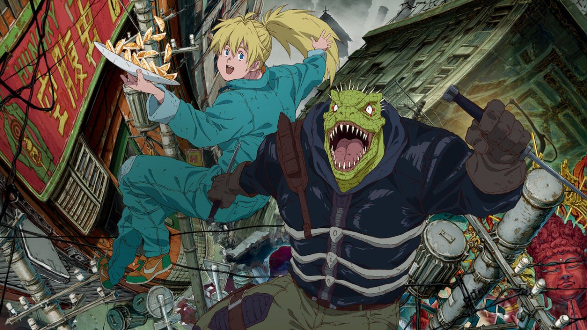 Featured image for dark, dingy…and oddly charming – that's Dorohedoro!