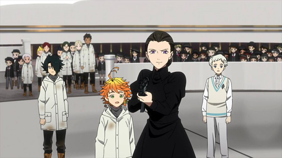 Featured image for Yakusoku no Neverland Season 2 Episode 10 Discussion & Gallery