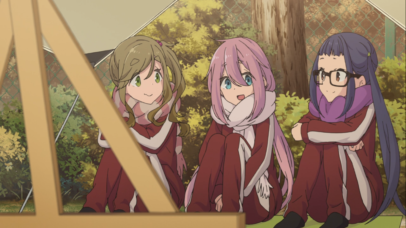 Featured image for Laid Back Camp 2: Ep 4 Impression