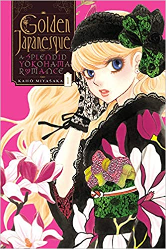 Featured image for Golden Japanesque: A Splendid Yokohama Romance Vol 1 Review