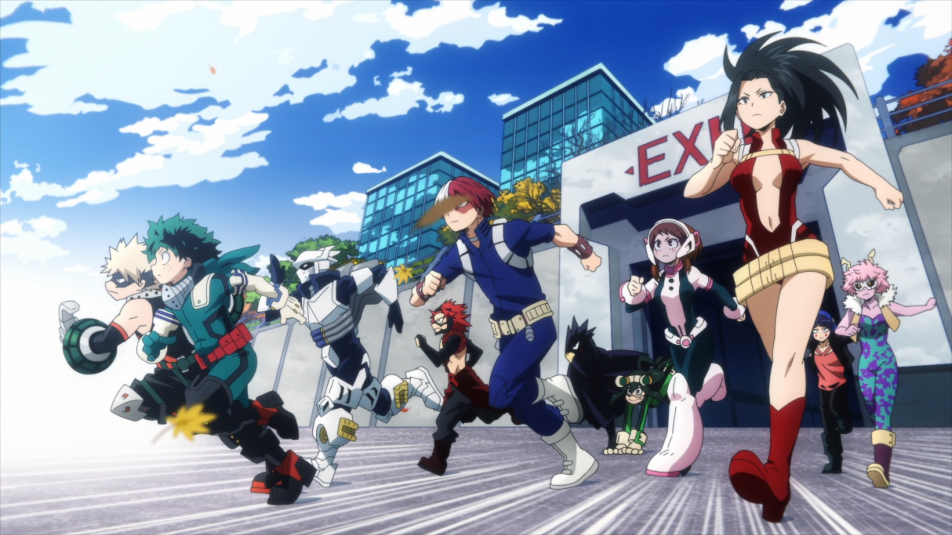 Featured image for Boku no Hero Academia S5 – 01 [First Look]