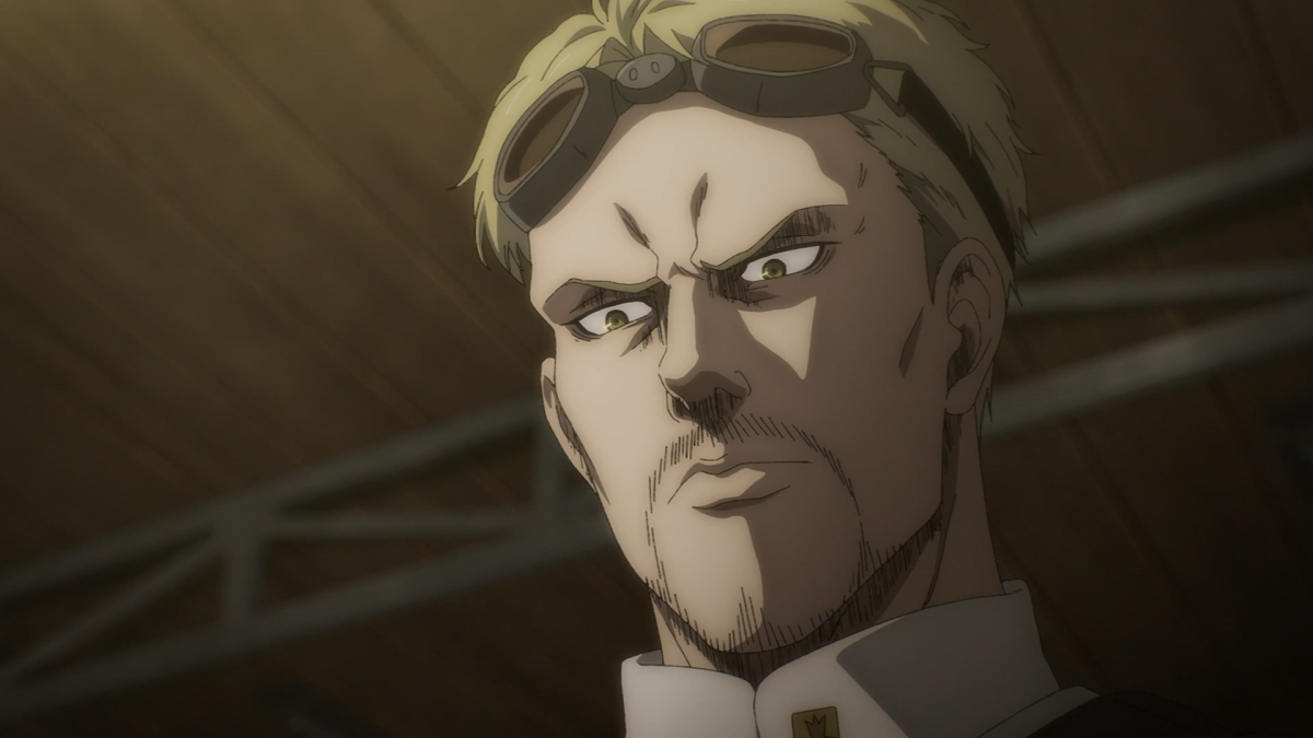 Featured image for The Late Heroes of Shiganshina – Attack on Titan Season 4 Episode 16 Review