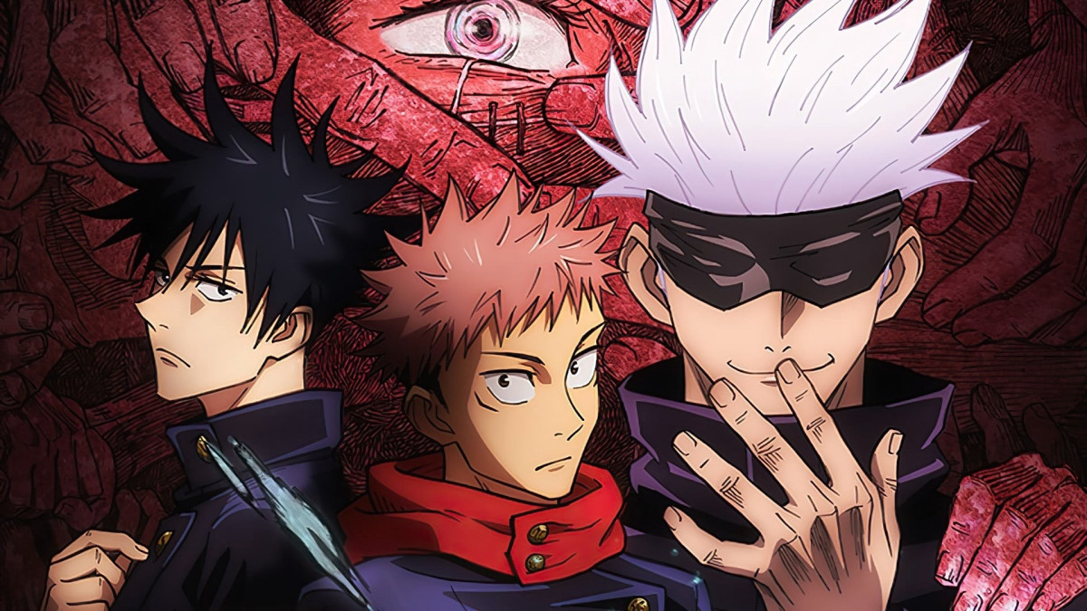 Background image for Jujutsu Kaisen