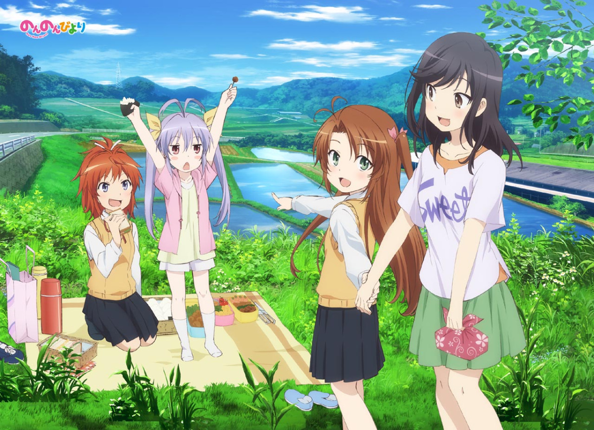 Featured image for 442nd G-View: Non Non Biyori Nonstop