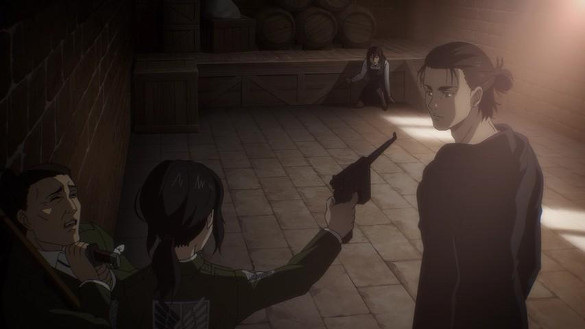Featured image for Shingeki no Kyoujin: The Final Season – 16 (Season Finale)