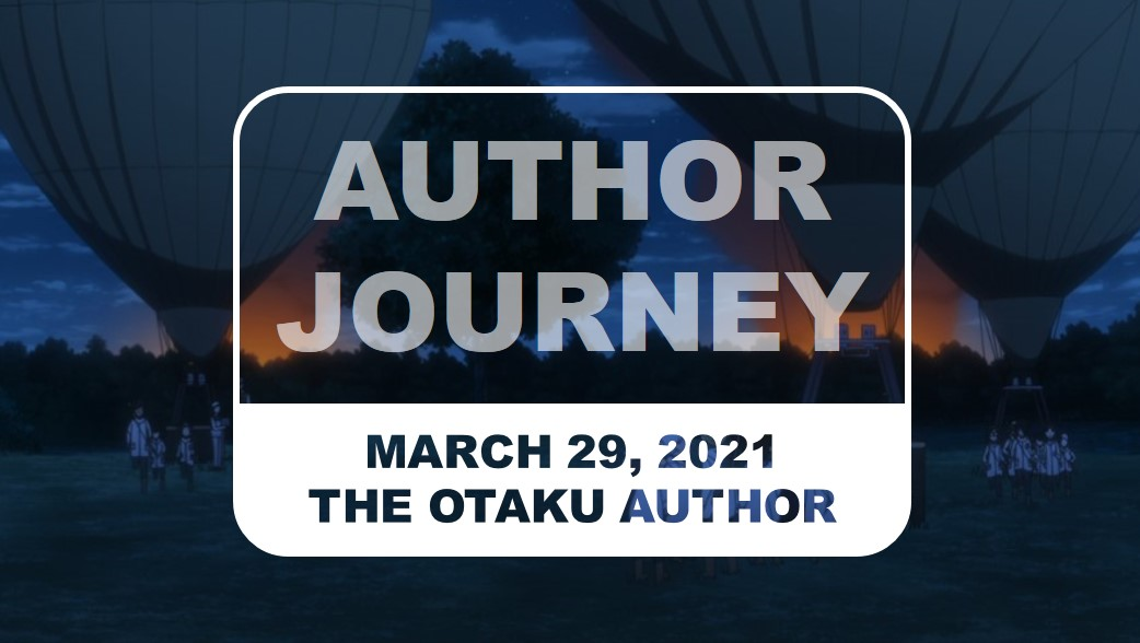 Featured image for Author Journey (March 29, 2021)