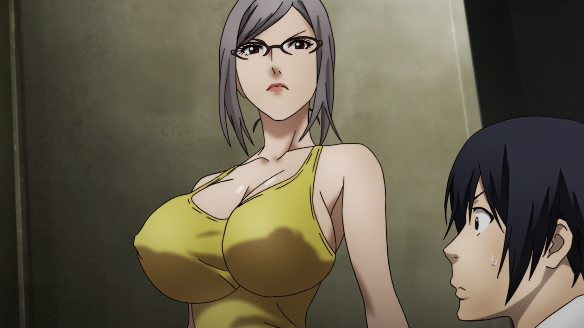 Featured image for Prison School (Episode 3) – A Mighty Spurt