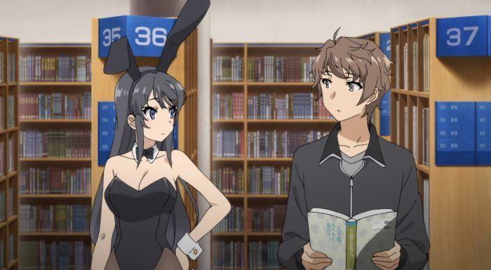 Featured image for Bunny Girl Senpai: Why All Anime Is Set In High School