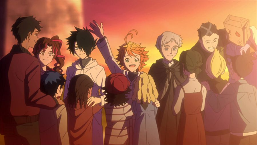 Featured image for Yakusoku no Neverland Season 2 Episode 11 (Final) Discussion & Gallery