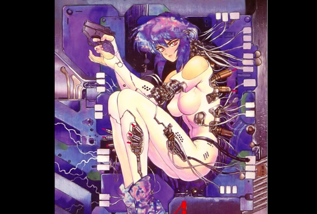 Featured image for Ghost in the Shell – Manga Review