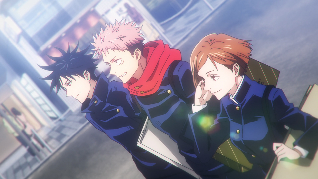 Featured image for Meet The New Iconic Trio; Jujutsu Kaisen Season 1 Review