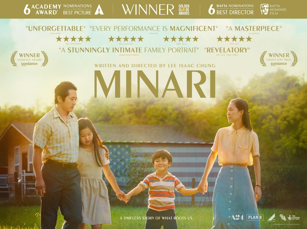 Featured image for Minari (미나리, Lee Isaac Chung, 2020)