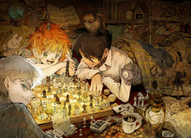 Featured image for The Promised Neverland Exhibition special interview: Secret Story of the Birth of an Original worldview