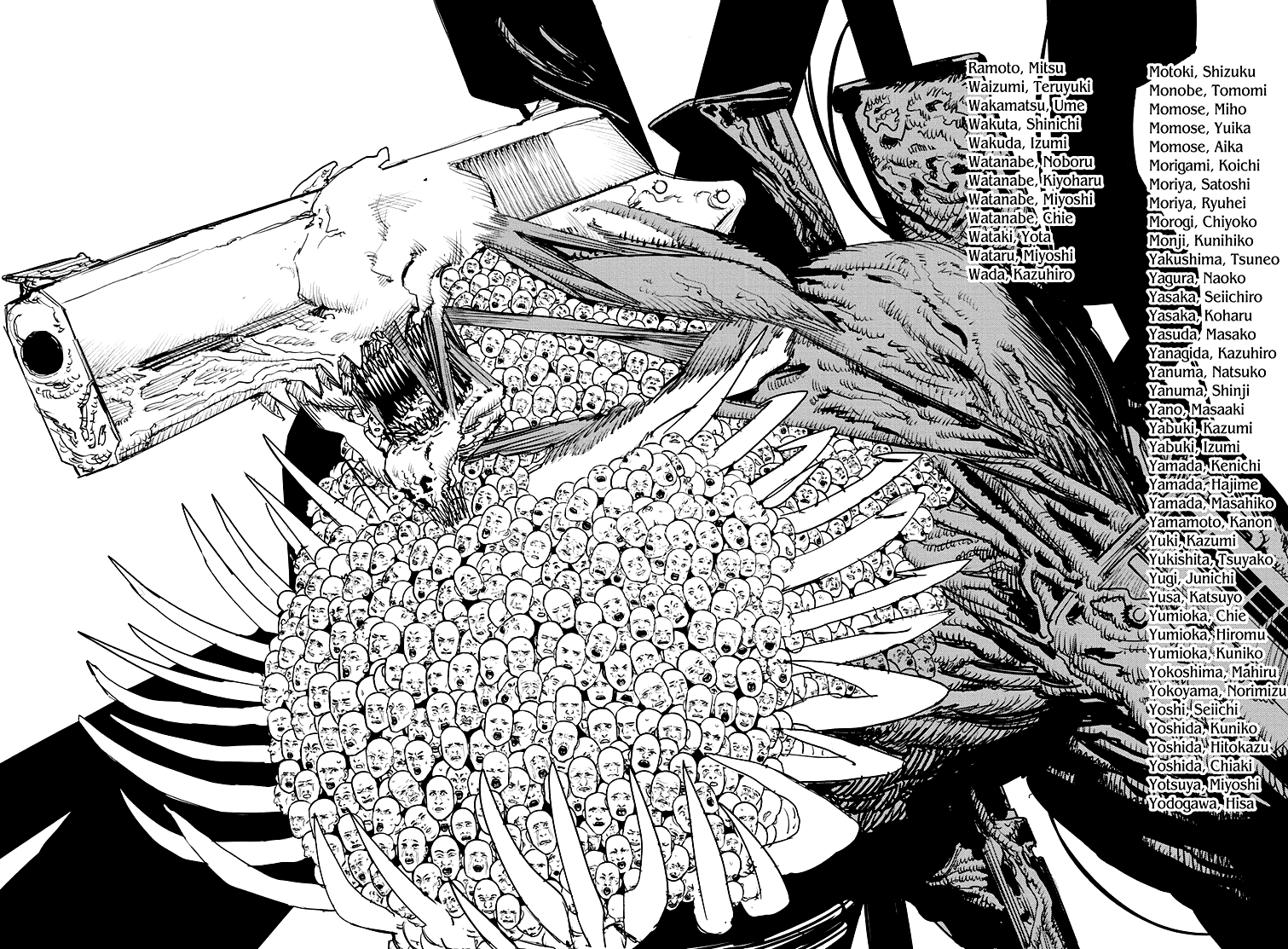 Featured image for What Does The Gun Devil Want With The Chainsaw's Heart?- Chainsaw Man THEORY