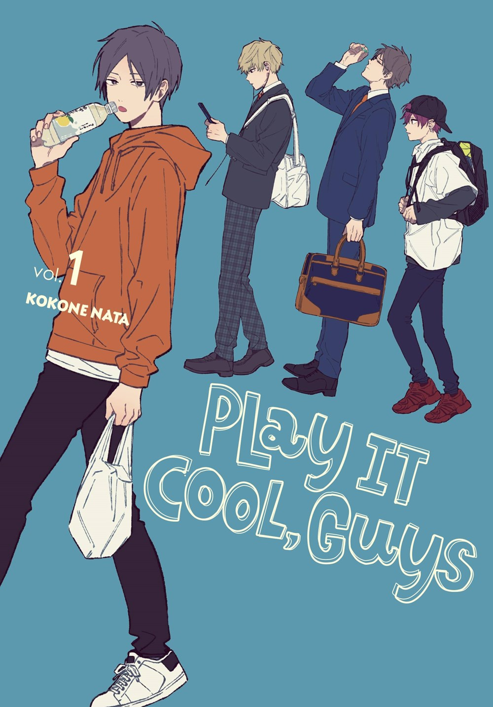 Featured image for Play It Cool, Guys Volume 1 Review
