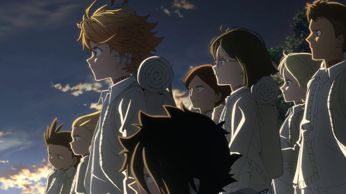 Background image for The Promised Neverland