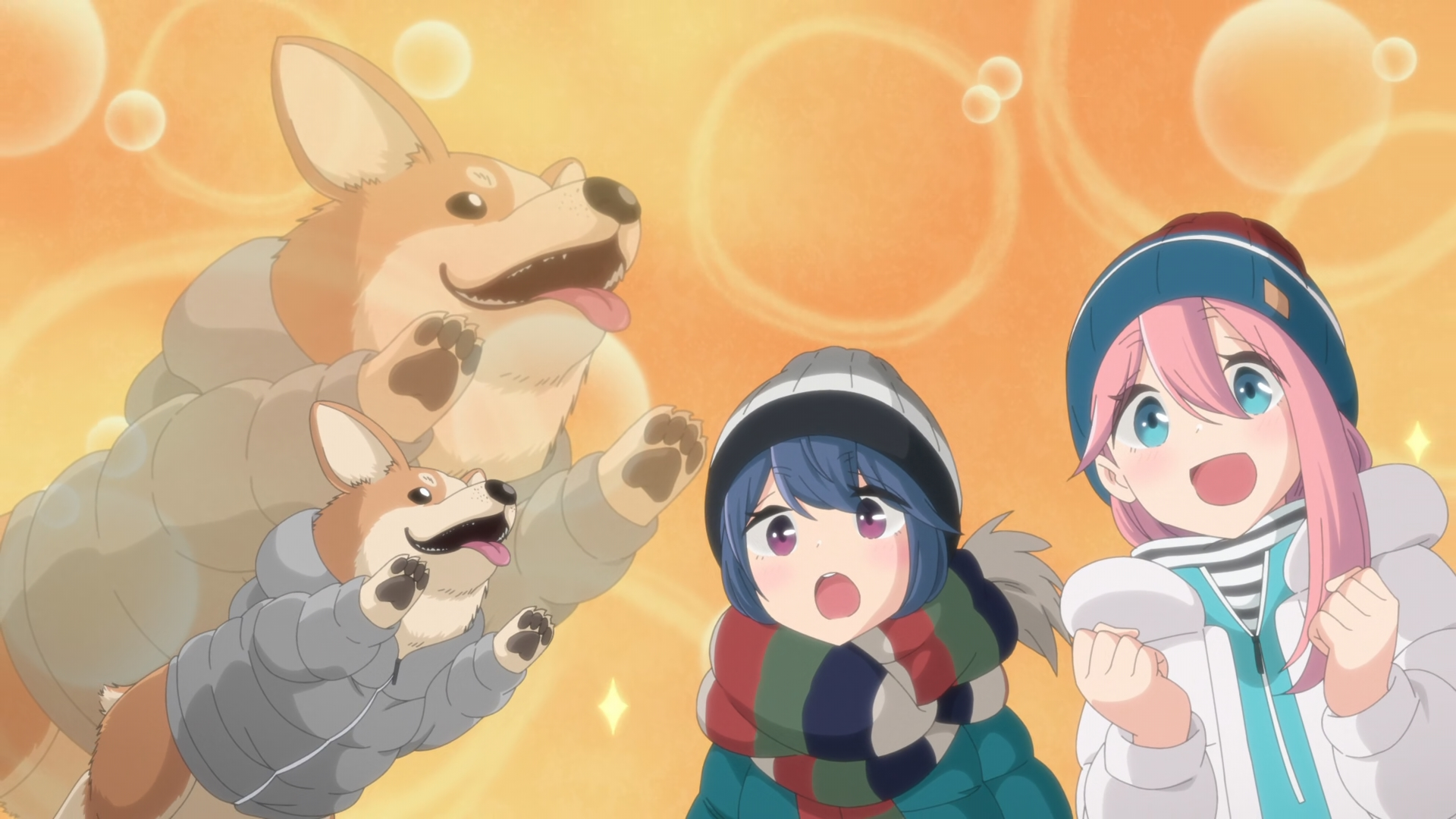 Featured image for Yuru Camp△ S2 – 13 [Final]
