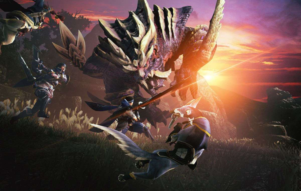 Featured image for Monster Hunter Rise is the Greatest Game of all Time
