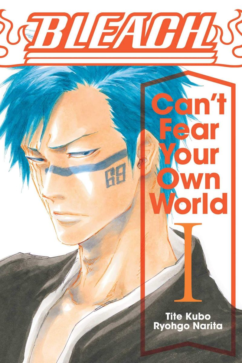 Featured image for Bleach: Can't Fear Your Own World (Light Novel) Vol. 1