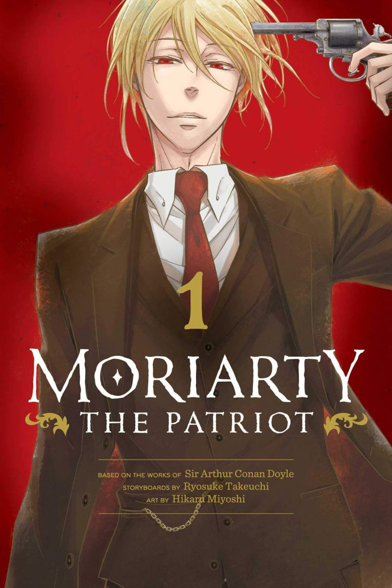 Featured image for Moriarty the Patriot, Vol. 1 Review