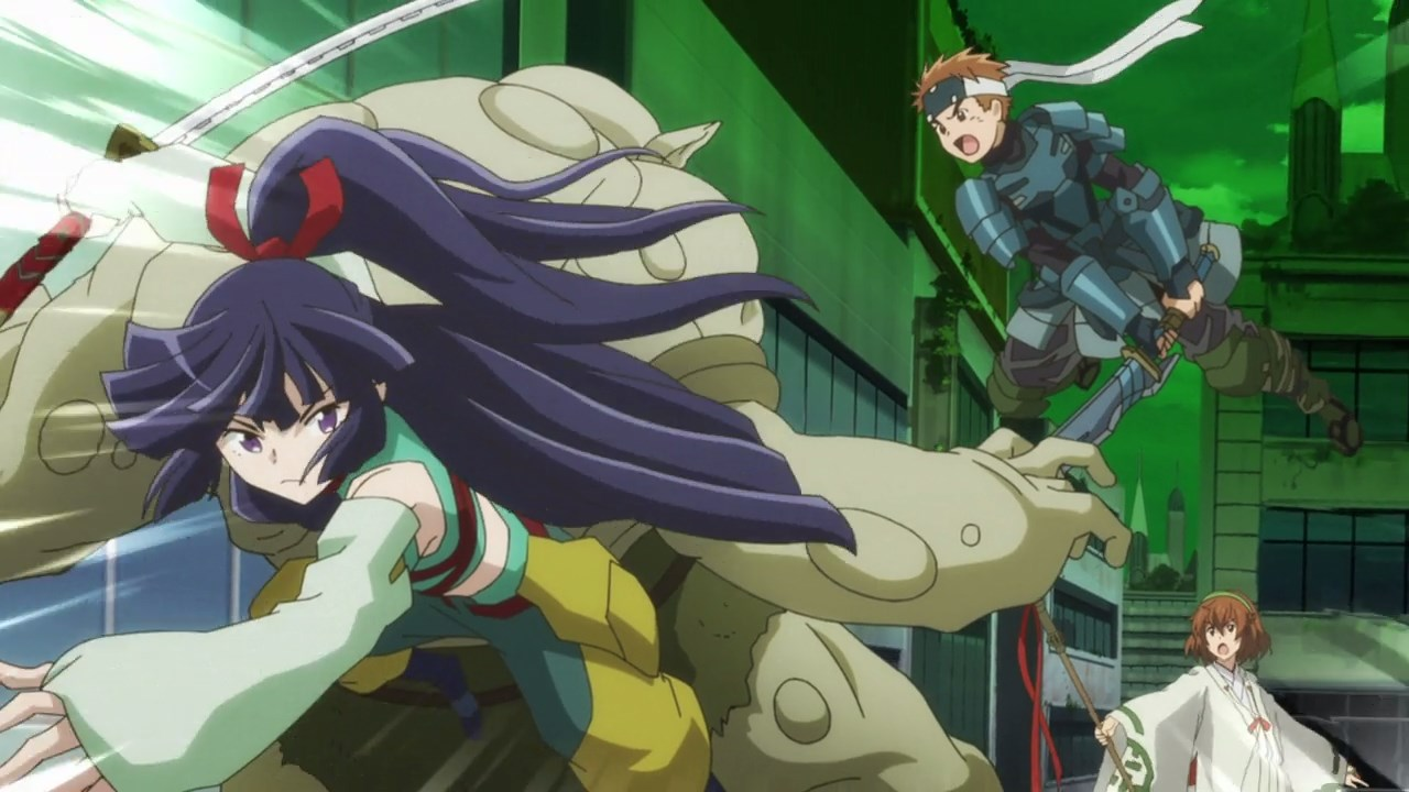 Featured image for Log Horizon: Destruction of the Round Table Episode #11