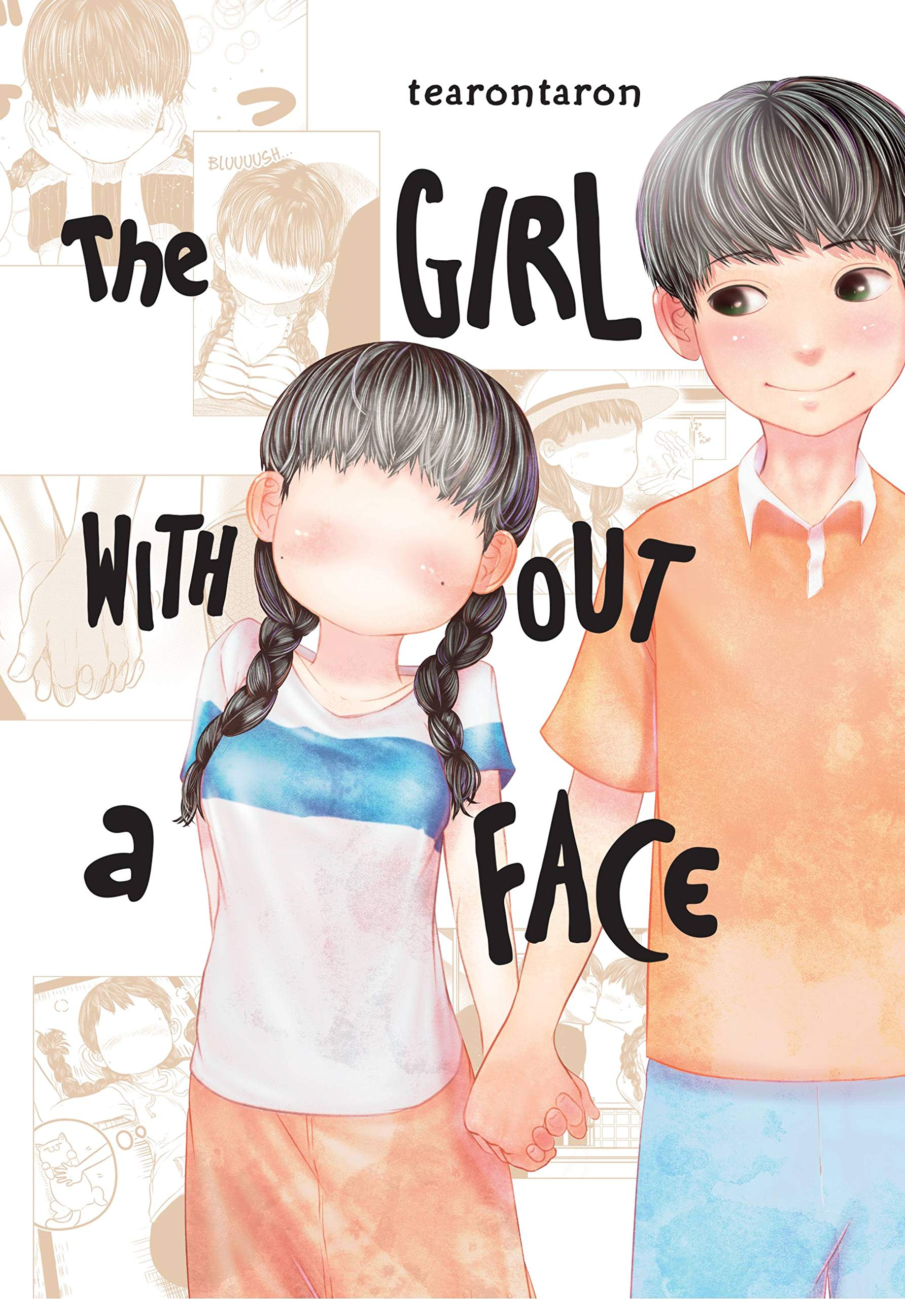 Background image for The Girl Without A Face Review