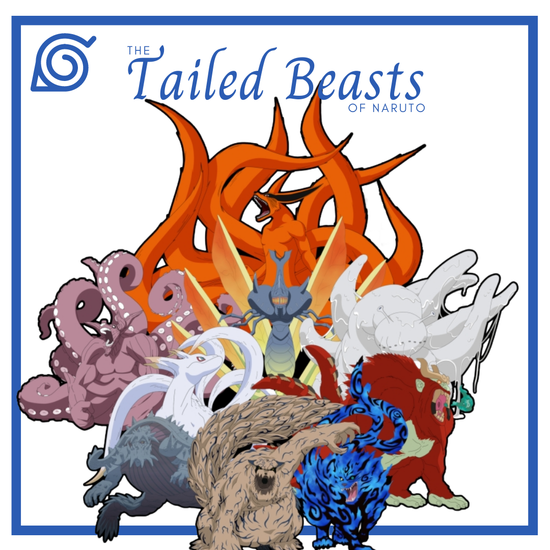 Featured image for The Tailed Beasts Of Naruto