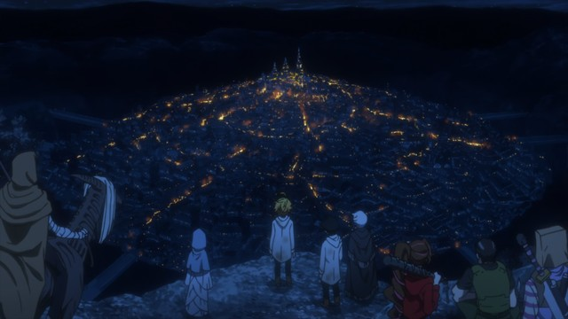 Featured image for Yakusoku no Neverland Review — D