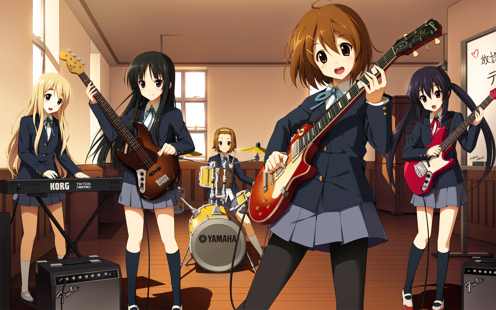 Featured image for K-On!