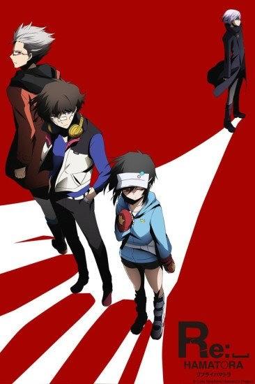 Featured image for Anime OST Spotlight #7: Re: Hamatora