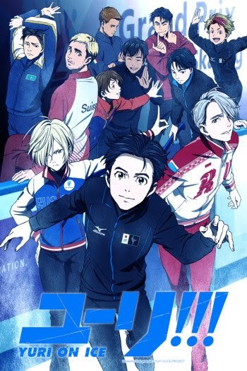 Featured image for Anime Recommendation #8: If you like Yuri!!! on Ice you might like...