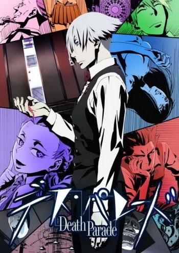 Featured image for Anime Recommendation #10: Death Parade