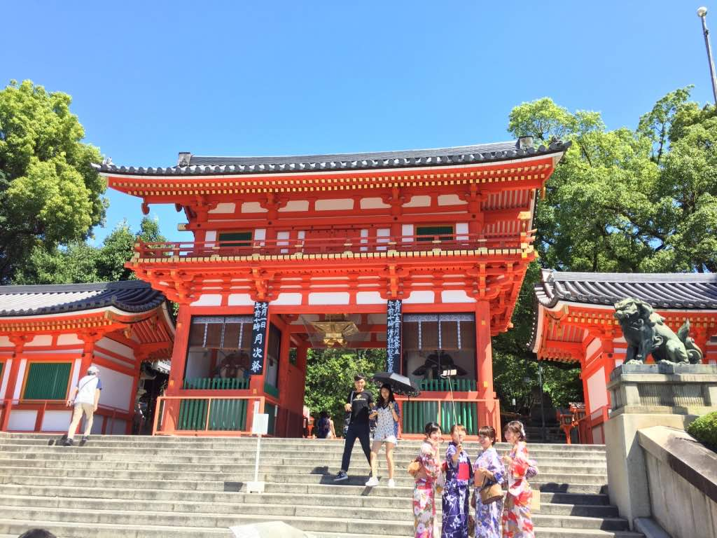 Featured image for Japan Trip 2016 – Week Eight – Kyoto