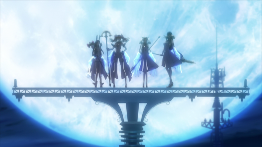 Featured image for Exposure in Angelic White Magical Girls