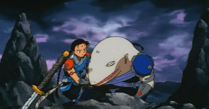 Featured image for Missing Nostalgia: Inuyasha Episode 10--Lightning Battle