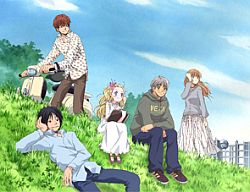 Featured image for Honey and Clover: Why not?
