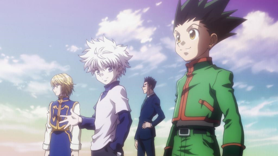 Featured image for 12 Days of Christmas 2014 #01 – Hunter x Hunter