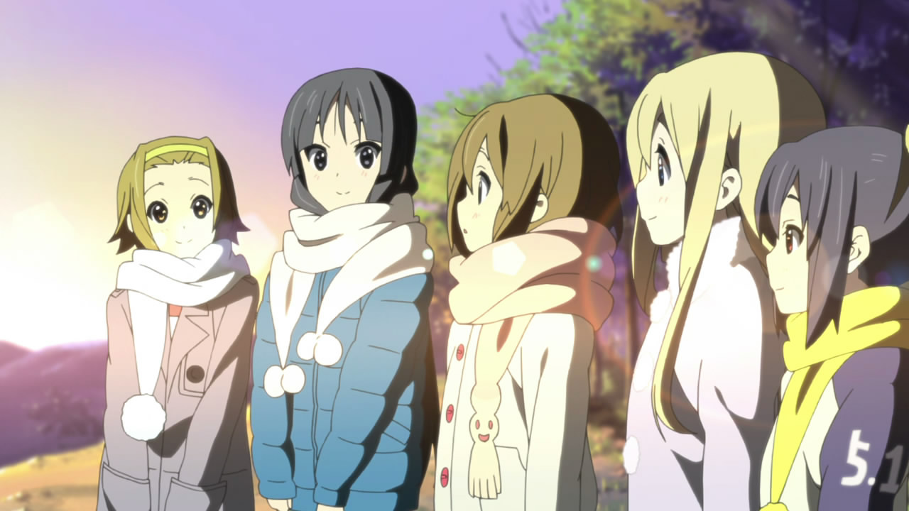 Featured image for K-ON OVA: Same Old Song and Dance