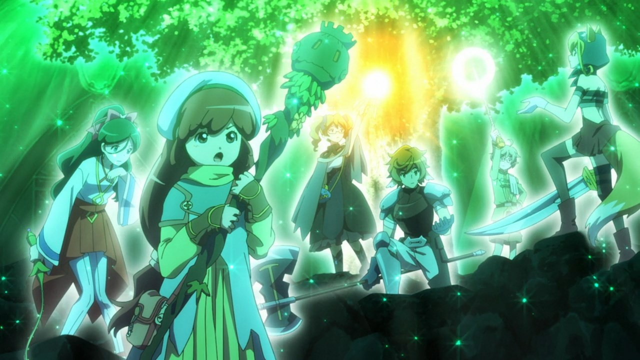 Featured image for Raids and Confessions [Season Review](Log Horizon Season 3)