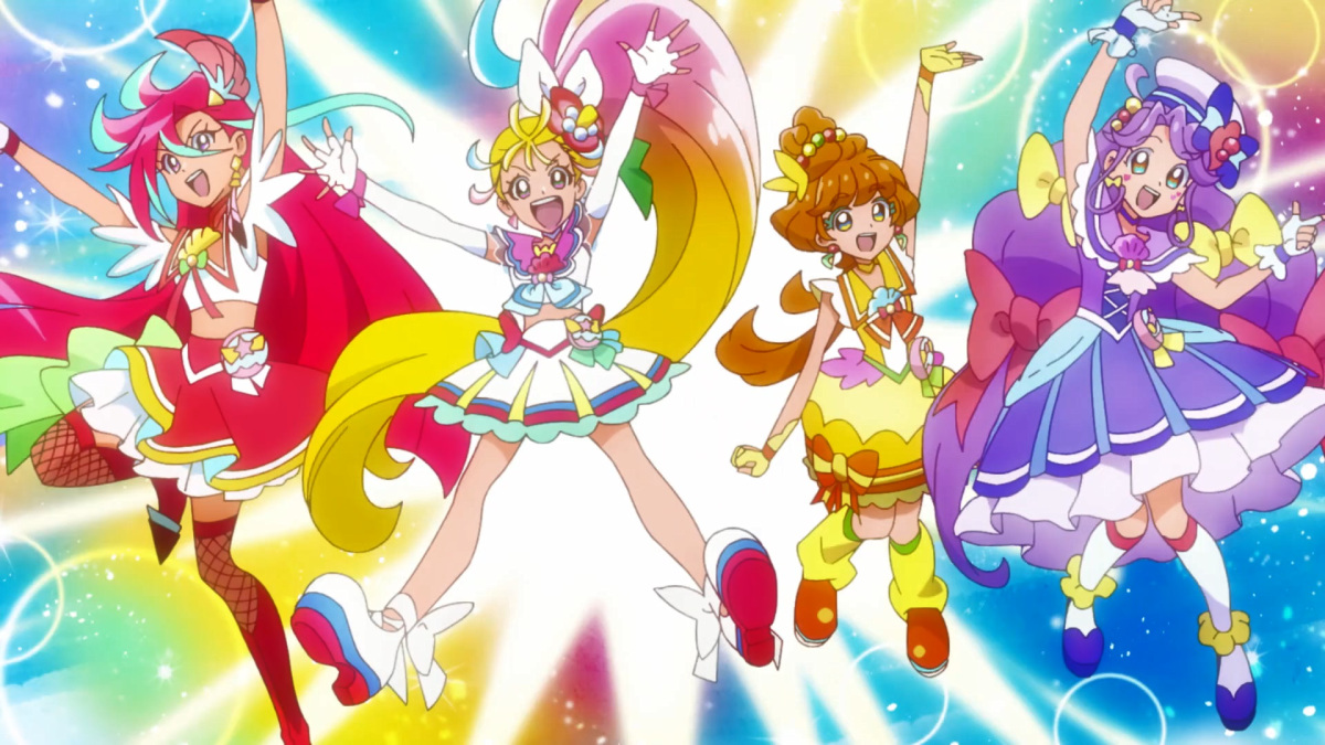 Featured image for Tropical-Rouge! PreCure Episode 6: The One and Only Now